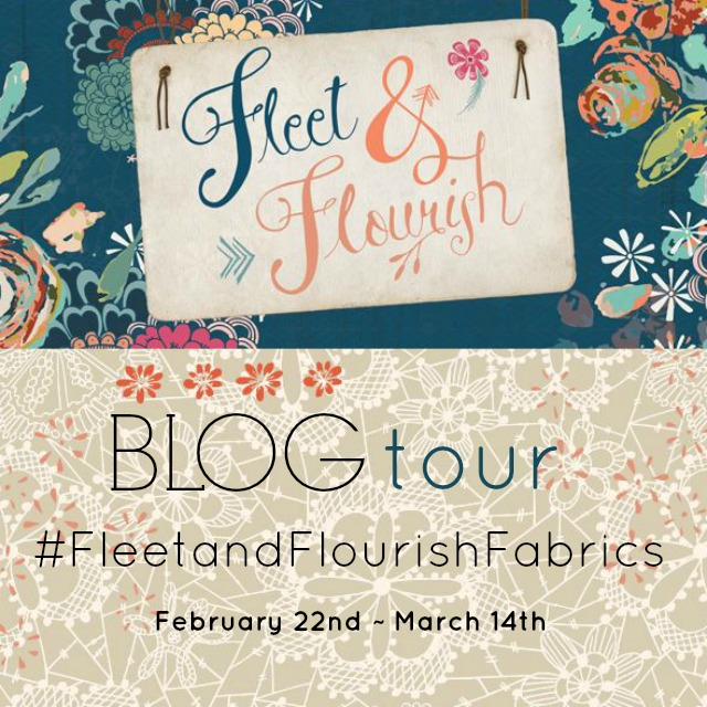 Fleet and Flourish Blog Tour