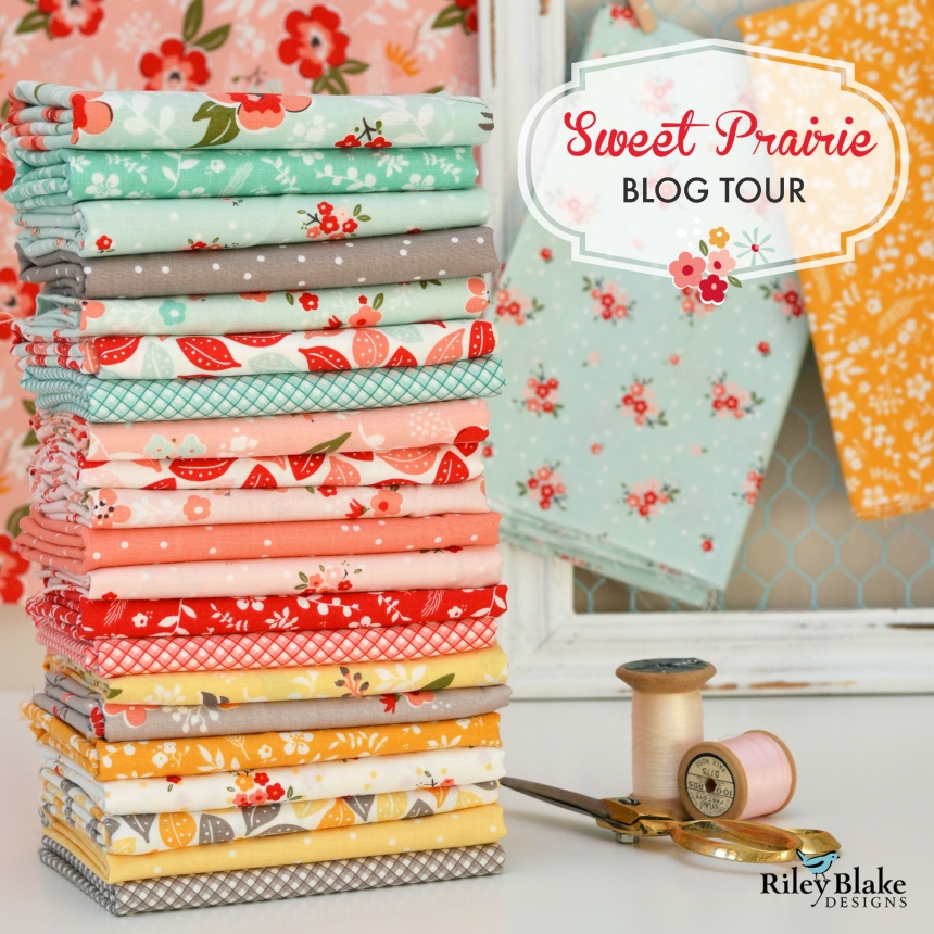 Sweet Prairie Blog Tour Square